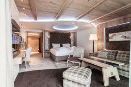 Alpin Lodge Suite im STOCK resort, Zillertal