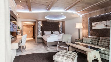 Alpin Lodge Suite im STOCK resort, Zillertal