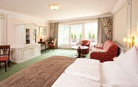Komfortdoppelzimmer Sonnblick - STOCK resort