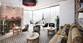 Stock Lounge im STOCK resort in Finkenberg im Zillertal, Tirol