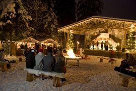 STOCK resort - Mayrhofner Advent am Waldfestplatz!