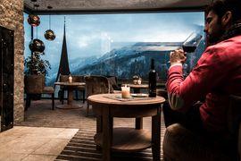 Leselounge mit Panoramablick - STOCK***** resort