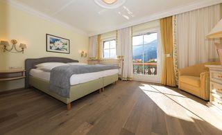 Zillertal double room