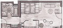"""Suite """"Tirol"""" Plan"""