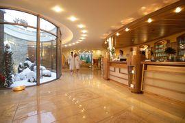 Stock***** resort Spa Reception im STOCK resort in Finkenberg im Zillertal, Tirol