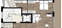 Apartment I Plan