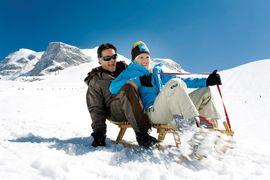 Winterfreuden und Schneespaß garantiert im Stock***** resort