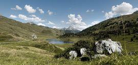 Die Bergwelt erleben im Best Wellnesshotel Warther Hof
