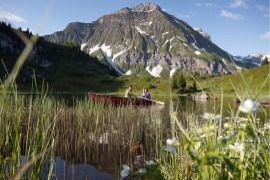 Wandern in Warth am Arlberg