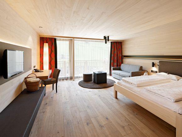 """Familienzimmer """"Naturkraft"""" I ohne Balkon 1/3"""