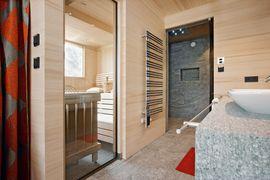 """Badezimmer der Suite """"Naturkraft"""" - Wellnesshotel Warther Hof"""