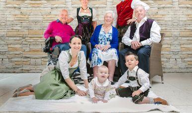 Familie Roiderer und Jäger - Wellnesshotel Warther Hof