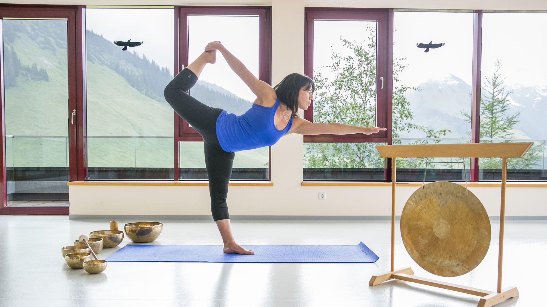 Yogazeit für mich