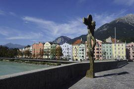 Innsbruck Hauptstadt der Alpen