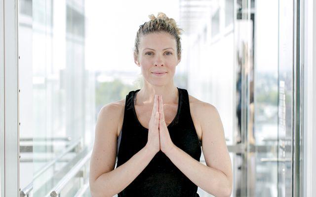 Yoga Retreat mit Alexandra Harfield vom 25.02. - 01.03.18 1/3