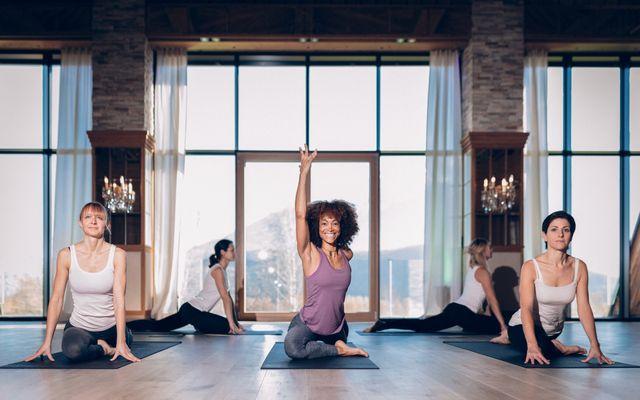 Yoga Retreat mit Diarra Diop vom 23.9. - 28.9.18 2/4