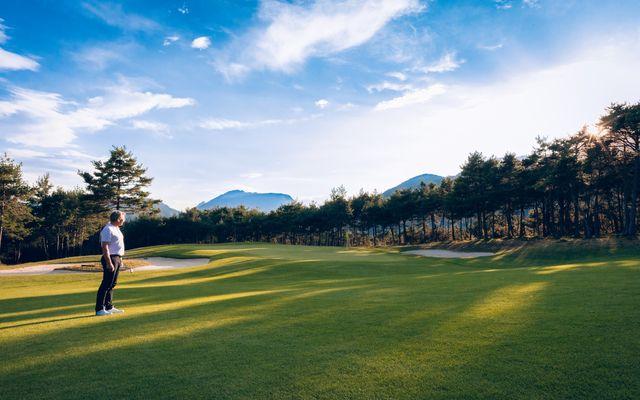 Journées de printemps: ouverture du golf 1/1