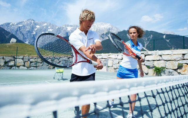 Frühlings-Tennis-Eröffnungswoche 1/1