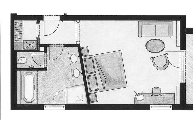 """Komfort-Doppelzimmer """"ROSENGARTEN"""" 2/2"""