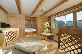 Penthousesuite - 95m² laden zum Träumen, Kuscheln und Schlafen ein