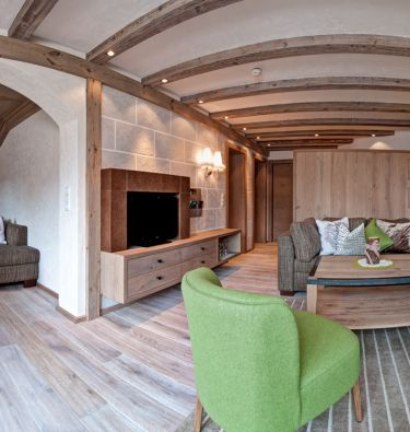 Pure Tirol Himmlisch with child's bedroom