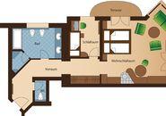 Residenz Familiensuite mit Kinderzimmer
