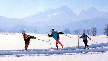 Winter-Arrangement für Langläufer 5 Tage