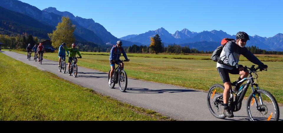 Hike & Bike und dazu entspannen!