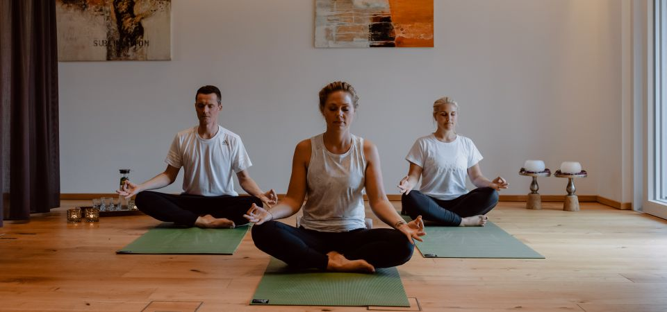 Springtime yoga retreat