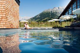 Romantik am Jungbrunn im 4****s Hotel Übergossene Alm Resort