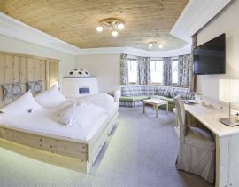 Doppelzimmer Hochkönig im Best Wellness Hotel Übergossene Alm