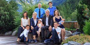 Gastgeberfamilie Auer