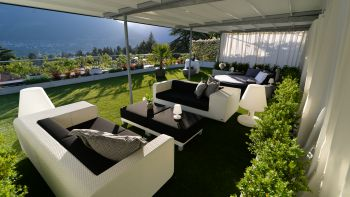 Outdoor suite: Sleeping in the open air