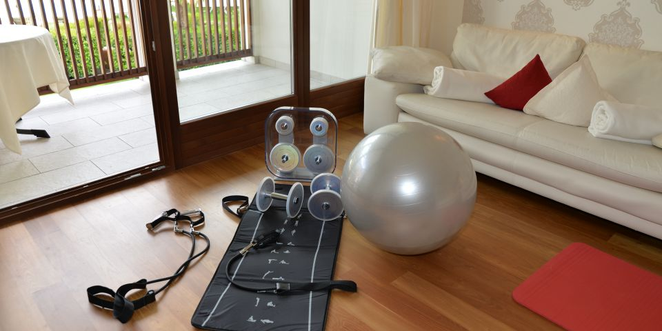 Fitness in your room