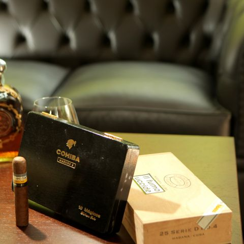 Cigars, whisky & motors