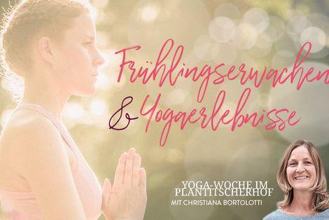 Yoga - Woche 2020