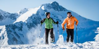 Snow shoe hikes & Wellness