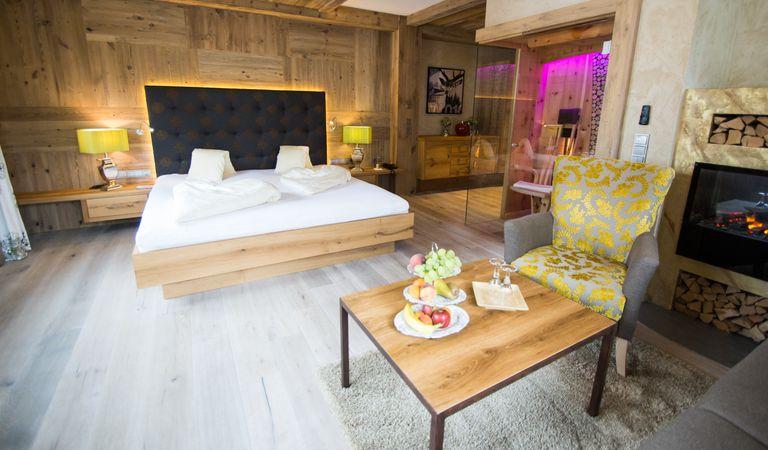 Hôtel Chambre: Suite relax
