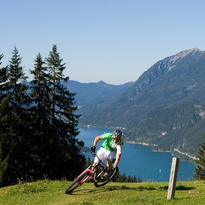 Offre: Séjour VTT & détente au Karwendel - Das Karwendel - Ihr Wellness Zuhause am Achensee