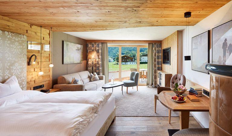 Hotel Room: Bergzauber Room