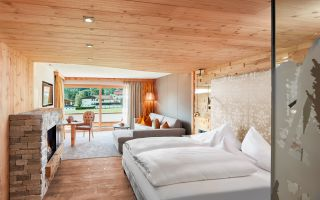 "Luxueuse suite ""nature pure"" - Visite virtuelle"