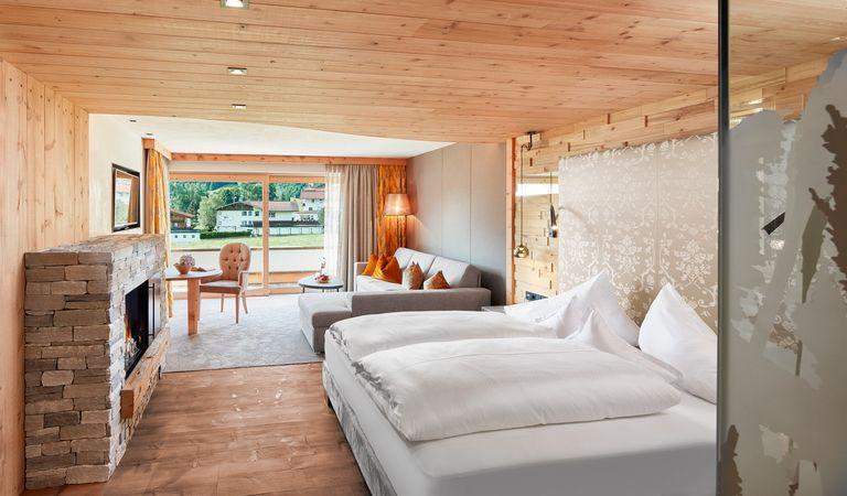 Hotel Room: Natur-Pur Luxury Suite