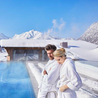 Offre: Semaines pour nos fidèles vacanciers en janvier - Das Karwendel - Ihr Wellness Zuhause am Achensee