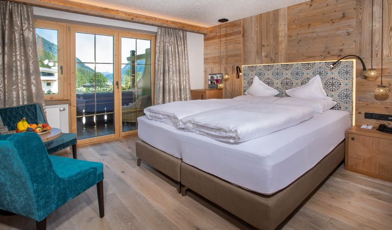 Hotel Zimmer: Wellness-Nestl Junior