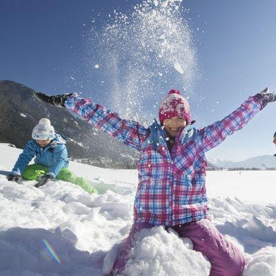 Angebot: Happy-Family-Wellnesstage Winter - Das Karwendel - Ihr Wellness Zuhause am Achensee