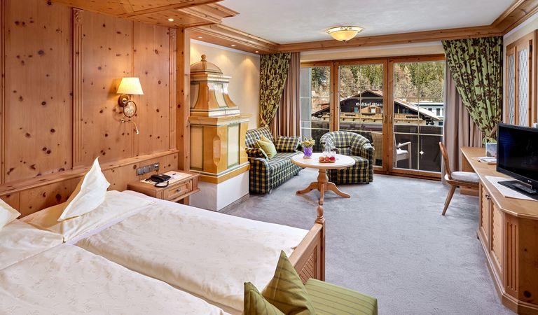 Hotel Room: Seeberg Junior Suite