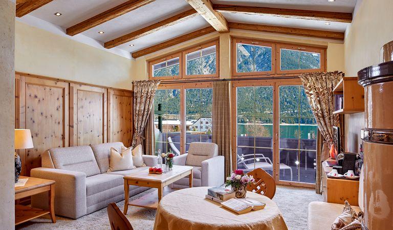 Hôtel Chambre: Suite de luxe panoramique