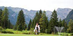 Golf-Tage mit Golf-AlpinCard | 4 Nächte