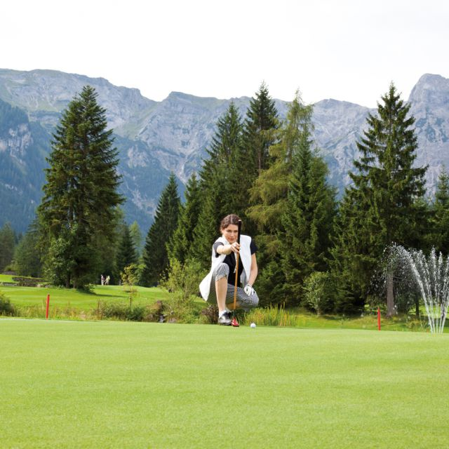 Golf Days with the Golf-AlpinCard - 4 nights