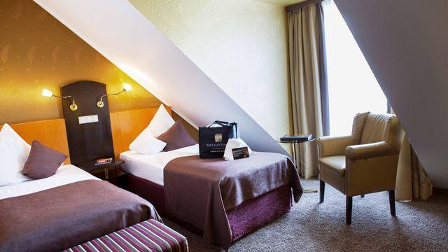 Romantik-Komfort-Doppelzimmer